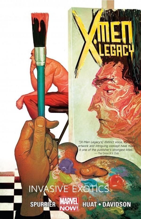 X-Men: Legacy Vol. 2: Invasive Exotics TP