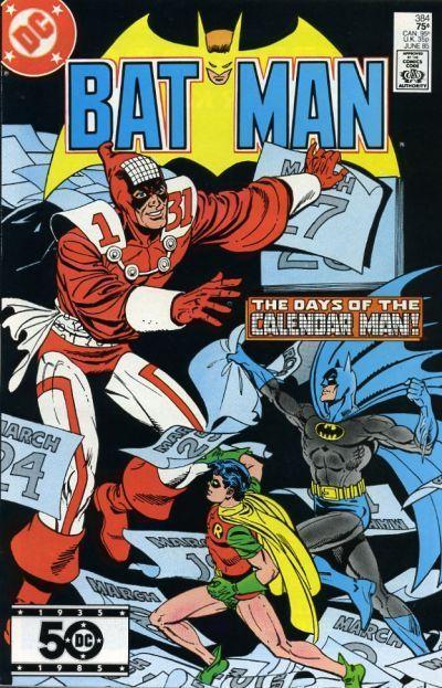 Batman #384