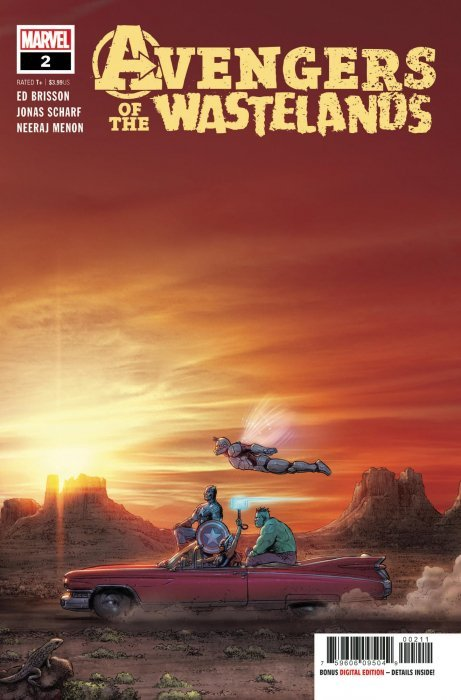 Avengers of the Wastelands #2