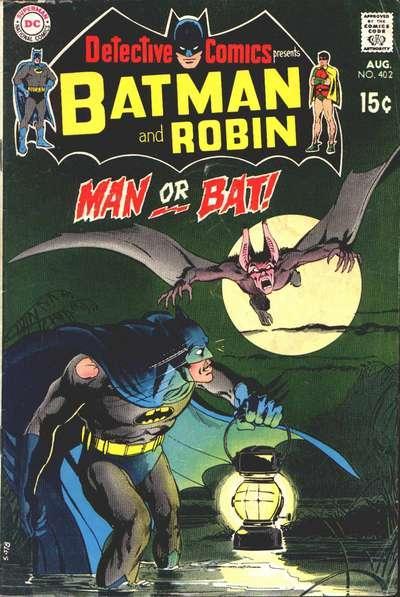 Detective Comics #402