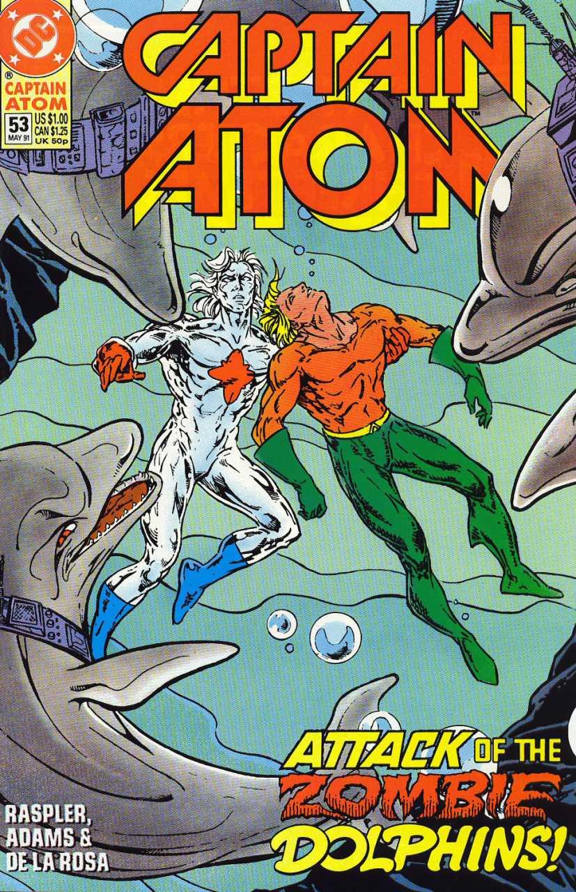 Captain Atom #53