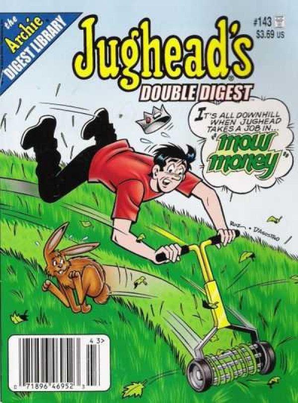 Jughead's Double Digest #143
