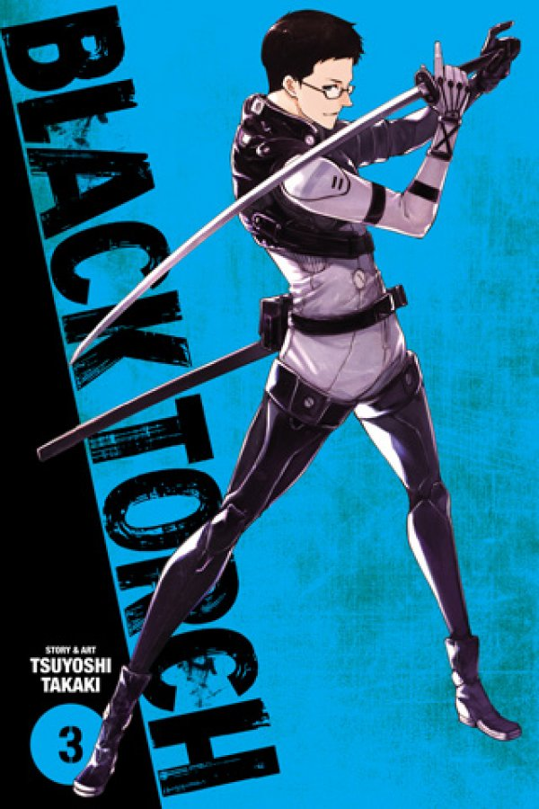 Black Torch Vol 3