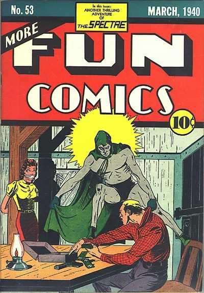More Fun Comics #53