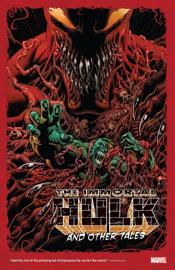 Absolute Carnage: Immortal Hulk & Other Tales TPB