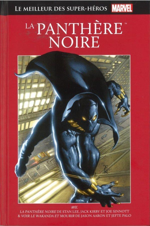 Le Meilleur des Super-Héros Marvel 22 . La Panthère Noire