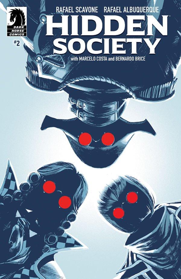 Hidden Society #2 review