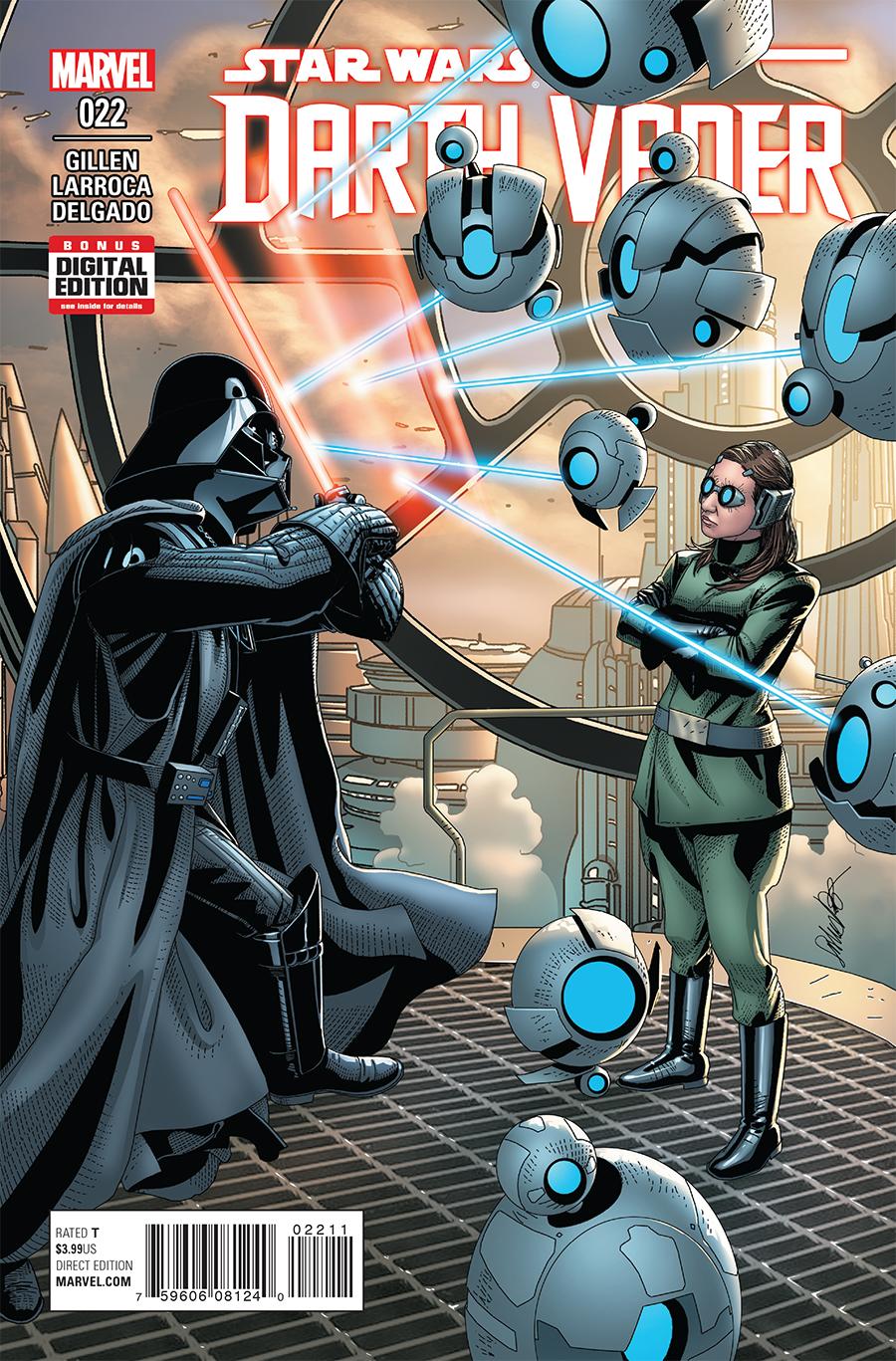Star Wars: Darth Vader #22