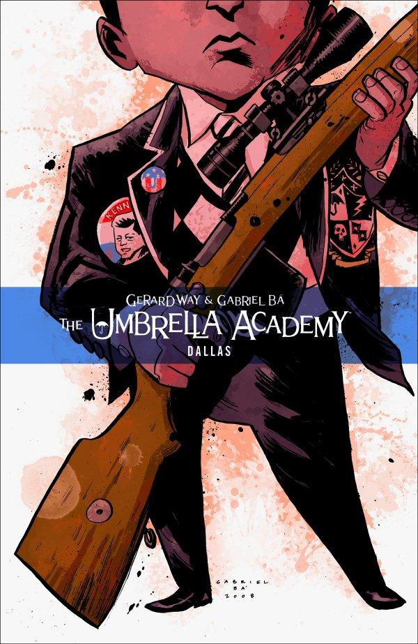 The Umbrella Academy: Dallas TP