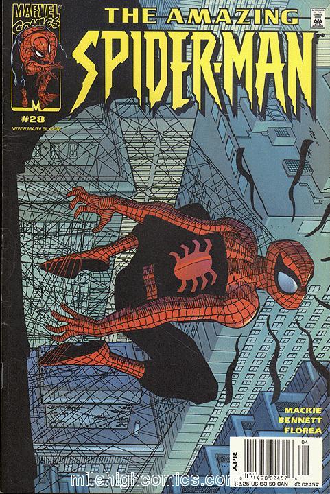The Amazing Spider-Man #28