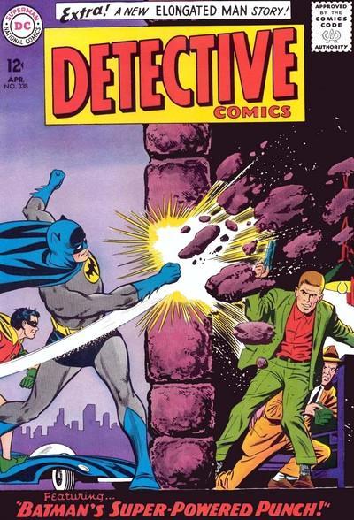 Detective Comics #338
