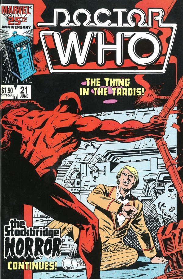 Doctor Who #21