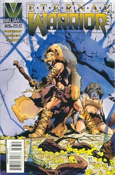 Eternal Warrior #37