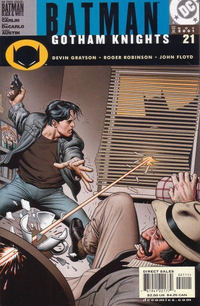 Batman: Gotham Knights #21