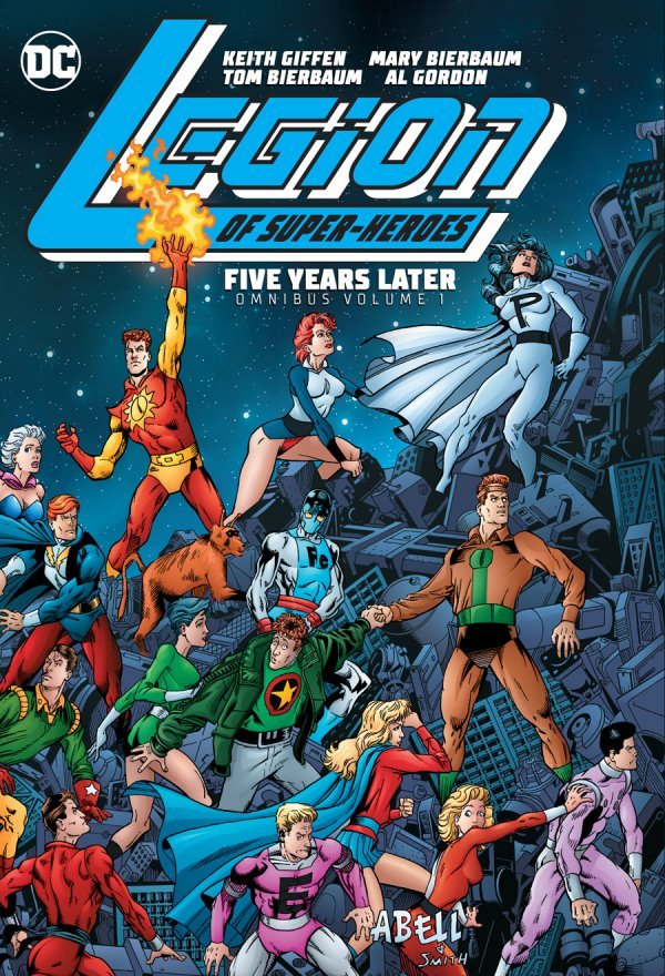 Legion of Super-Heroes: Five Years Later Omnibus Vol. 1 HC
