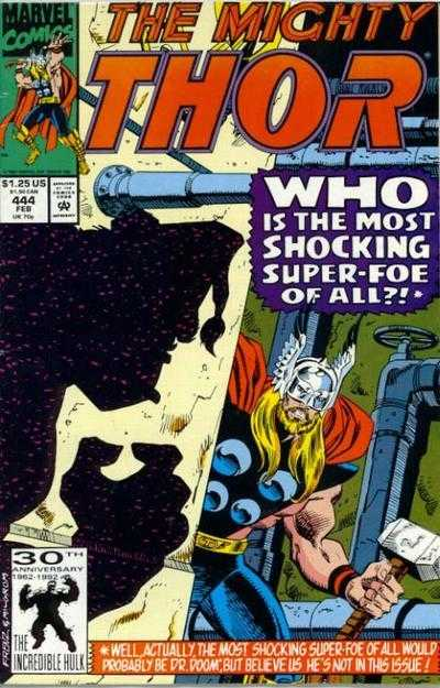 The Mighty Thor #444