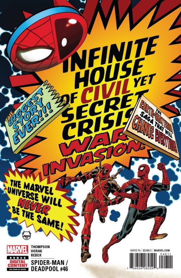 Spider-Man / Deadpool #46