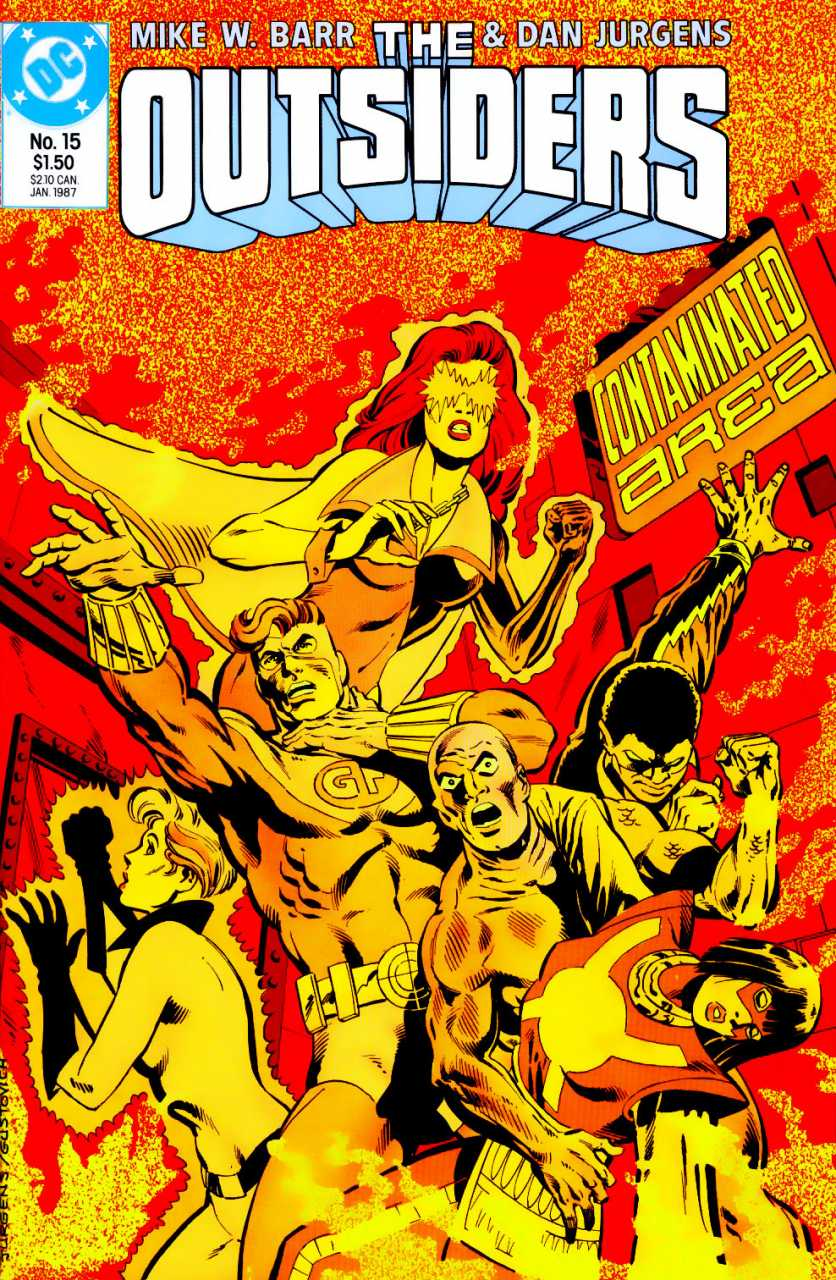 The Outsiders #15