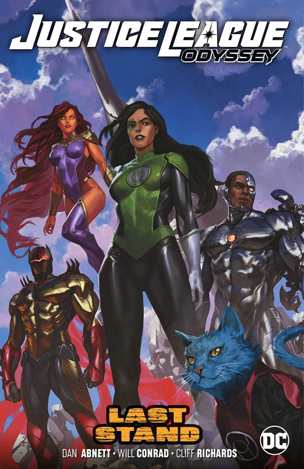 Justice League Odyssey Vol. 4: Last Stand TP