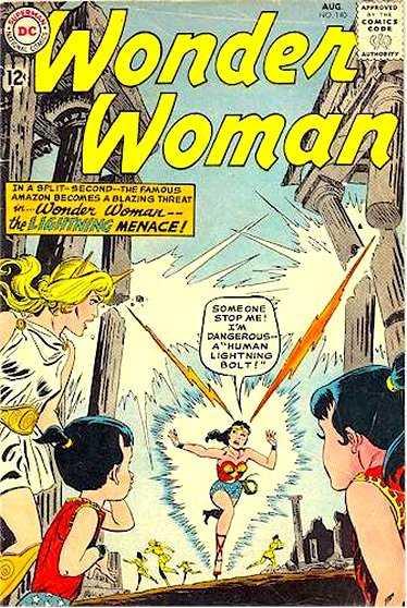 Wonder Woman #140