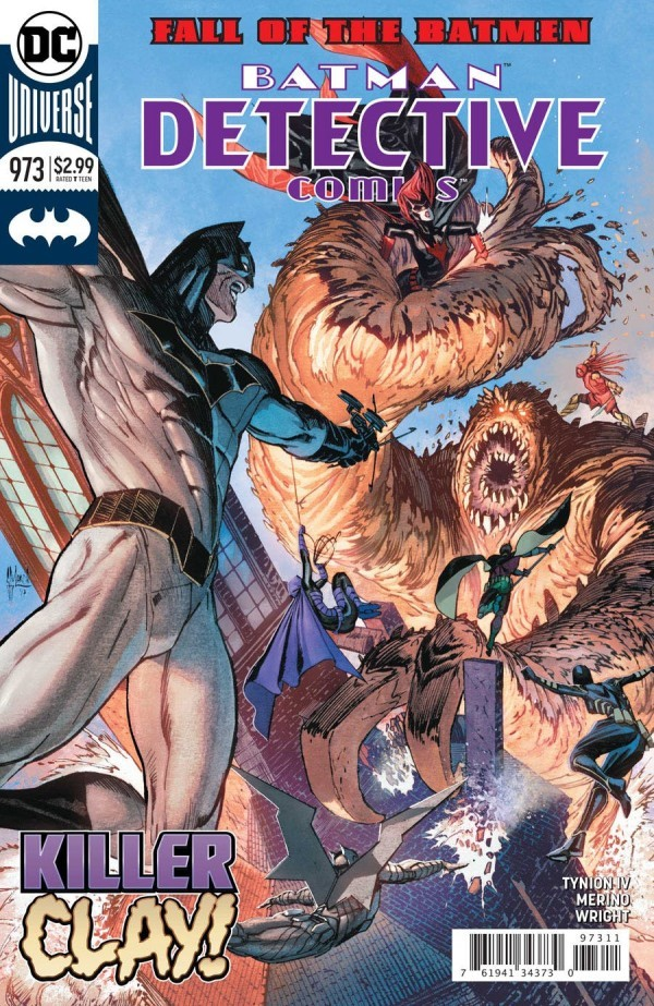 Detective Comics #973