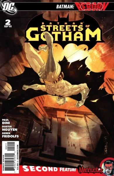 Batman: Streets of Gotham #2