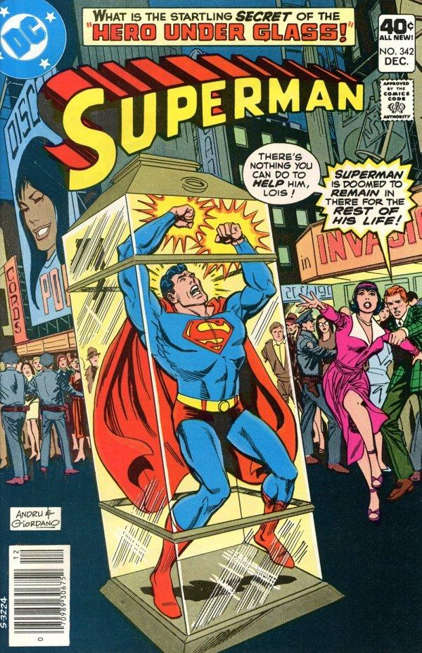 Superman #342