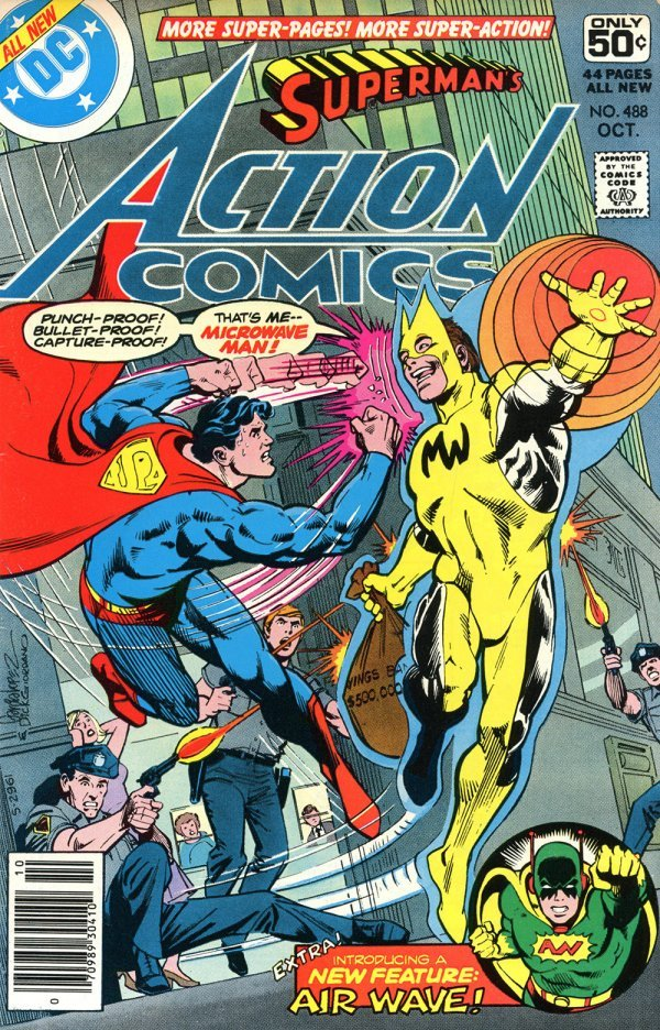 Action Comics #488