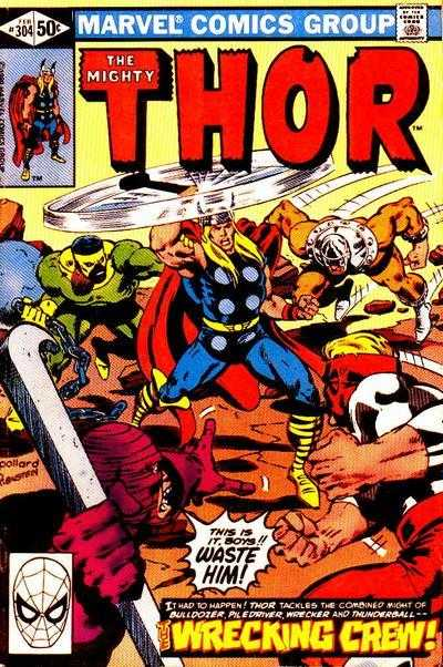 The Mighty Thor #304