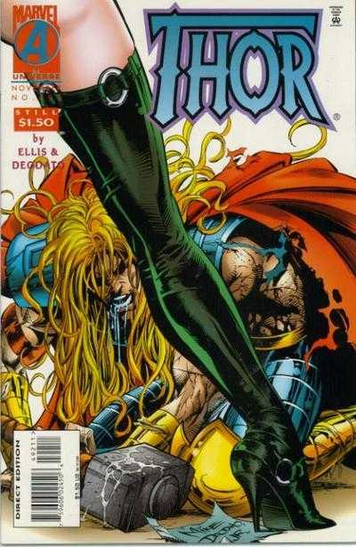 The Mighty Thor #492