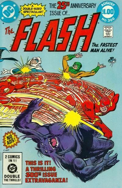 The Flash #300