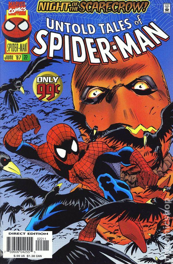 Untold Tales of Spider-Man #22