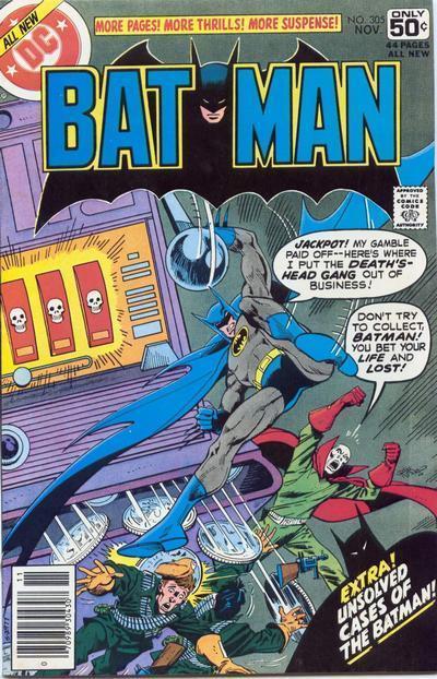 Batman #305