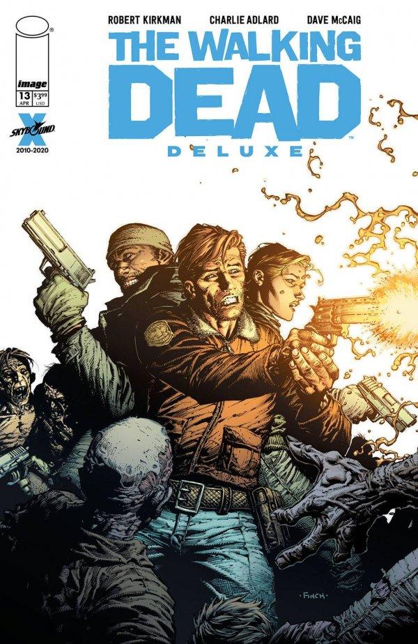 The Walking Dead Deluxe #13