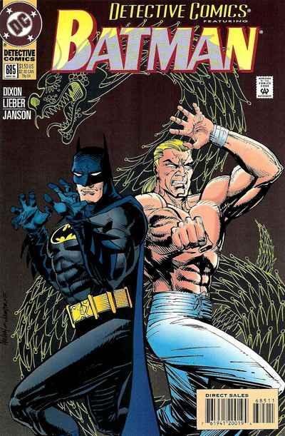 Detective Comics #685