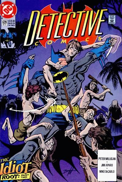 Detective Comics #639