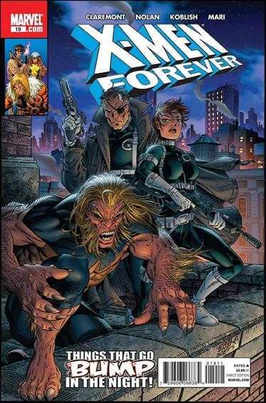 X-Men Forever #19