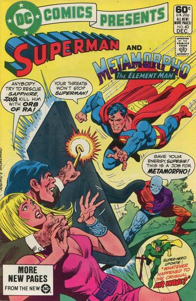 DC Comics Presents #40
