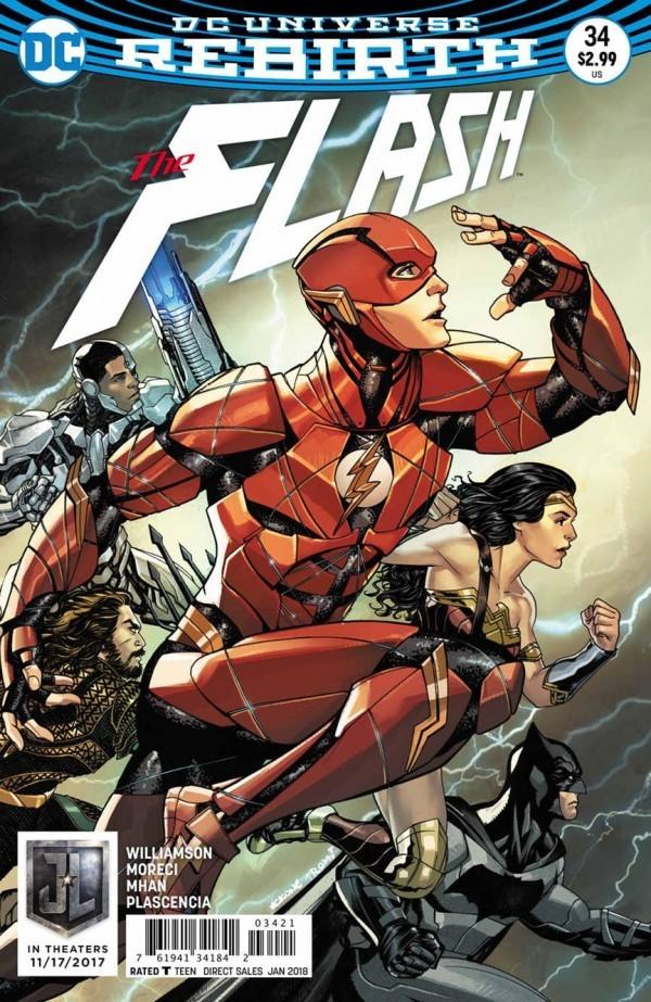 The Flash #34