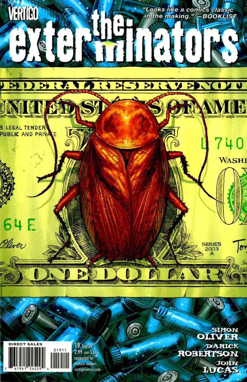 The Exterminators #19