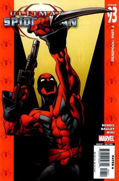 Ultimate Spider-Man #93