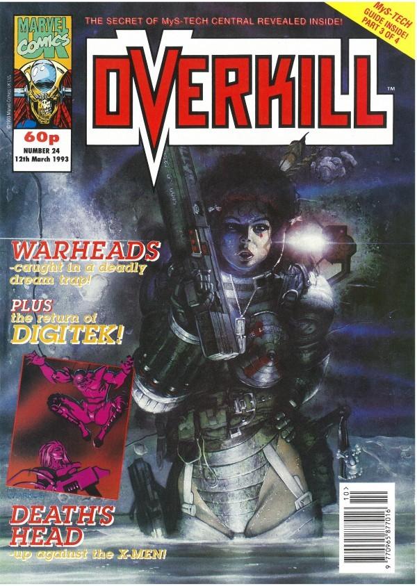 Overkill #24