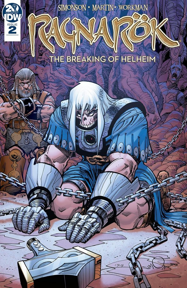 Ragnarök: The Breaking of Helheim #2