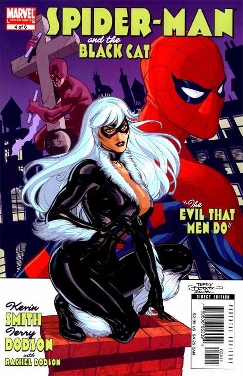 Spider-Man and the Black Cat: The Evil that Men Do #4