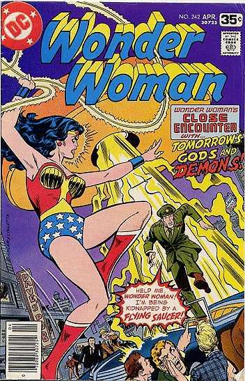 Wonder Woman #242