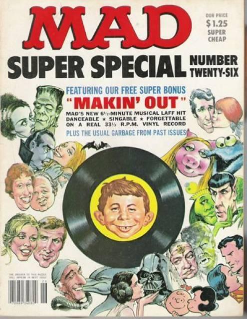 Mad Magazine: Super Special #26