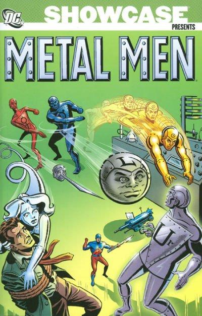 Showcase Presents: Metal Men Vol. 1 TP