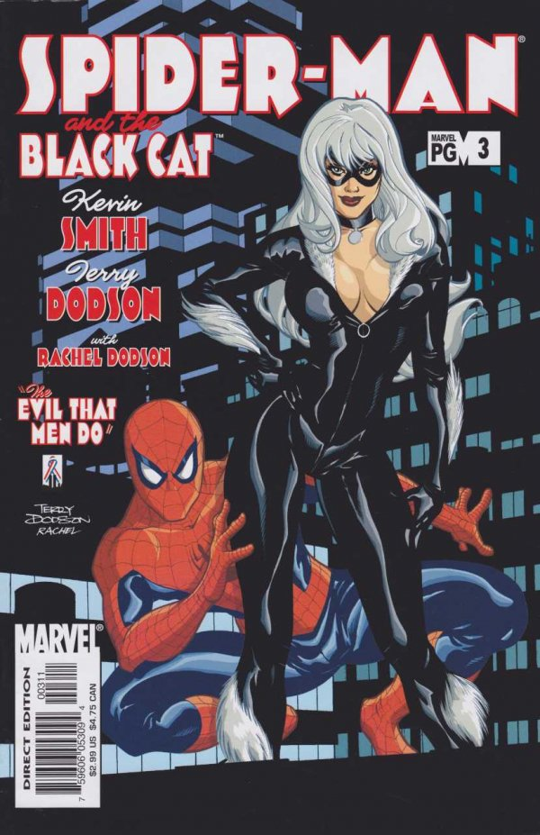 Spider-Man and the Black Cat: The Evil that Men Do #3