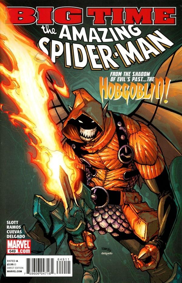 The Amazing Spider-Man #649