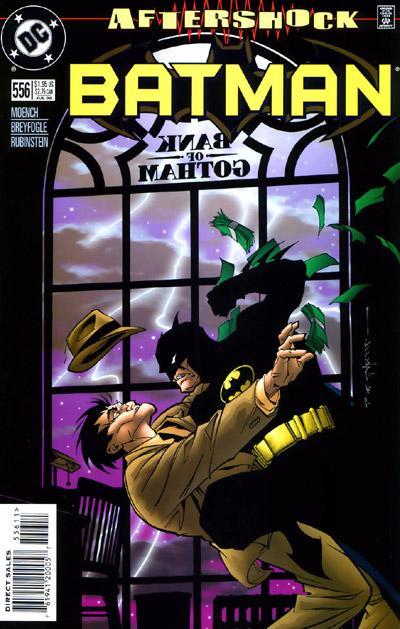 Batman #556